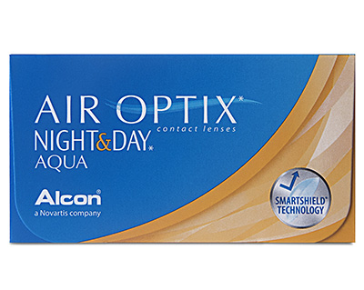 Air Optix Night&Day Packung