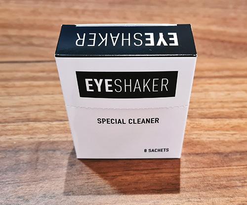 Eyeshaker Reinigungsflüssigkeit